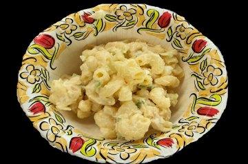 Macaroni Crab Salad