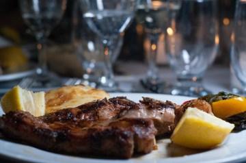 Sizzling Steak Fajitas