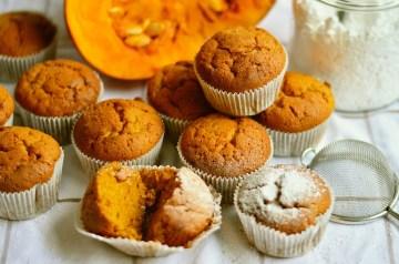 Pueblo Pumpkin Muffins