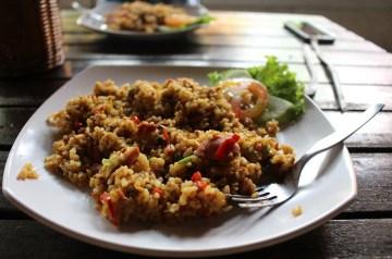 Nasi Goreng Istimewa (Special Fried Rice)