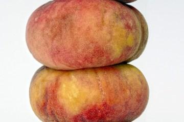Peach Oatmeal