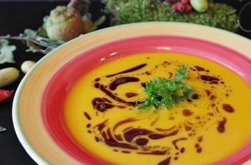Soup for Sick Days (Aka Poor Man's Polenta)