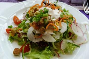 Tarragon and Turkey Salad