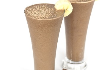 Banana and Chocolate Smoothie