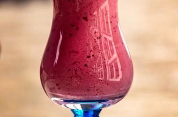 """ Jamba Juice at Home"" Strawberries Wild  Smoothie"
