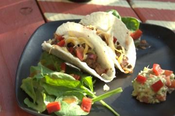Ww 4 Points - Wild Mushroom Tacos