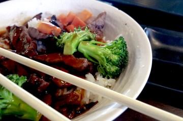 Roast Teriyaki Broccoli