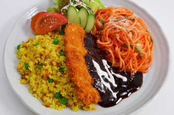 Seven Spice Rice Pilaf