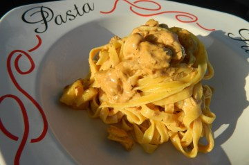 Italian-Style Tuna Pasta Bake