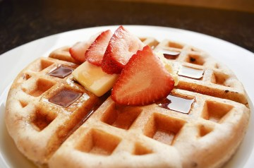 Strawberry (Or Any Berry!) Breakfast Syrup