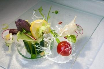 Cold Cucumber Salad