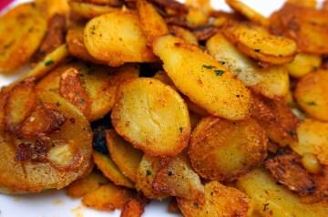 Hearty Fried Potatoes