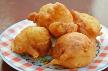 Ma's Secret Jamaican Banana Fritters