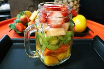 Four Fruit Salad