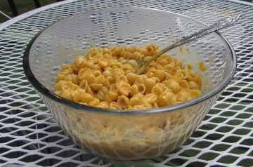 Very Cheesy Macaroni and Cheese