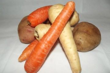 Rumanian Mixed Vegetables