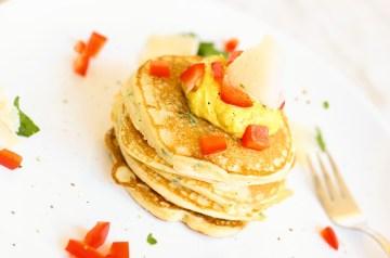 Mozzarella Omelette (Egg Whites