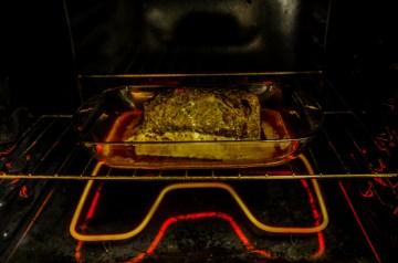 Roti De Porc Au Lait - Pork Loin With Whole Milk