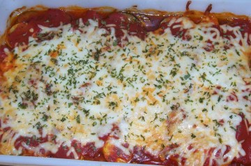 Zucchini a Scapece (Marinated Zucchini)