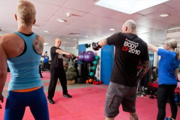 fitness classes bristol