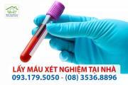 Lấy máu xét nghiệm tại nhà TP. HCM – Nhanh, tiện lợi, chính xác