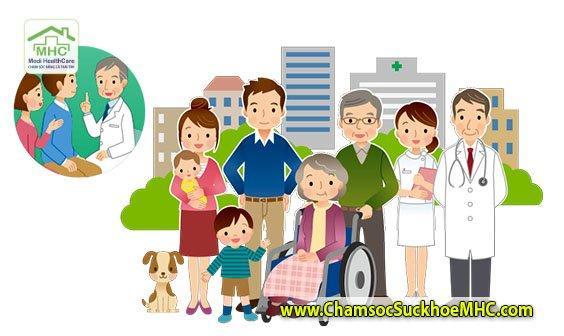 Dịch vụ khám bệnh tại nhà TPHCM dich vu kham benh tai nha tphcm bac si kham benh tai nha family doctor