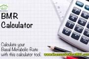 Tính BMR (Tỷ lệ trao đổi chất cơ bản của cơ thể) – BMR Calculator