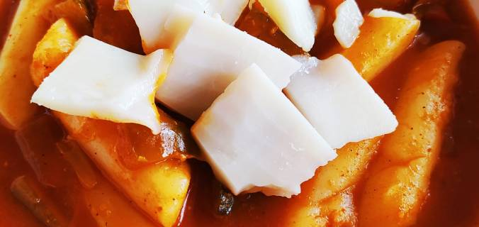 tteok bokki recette simple