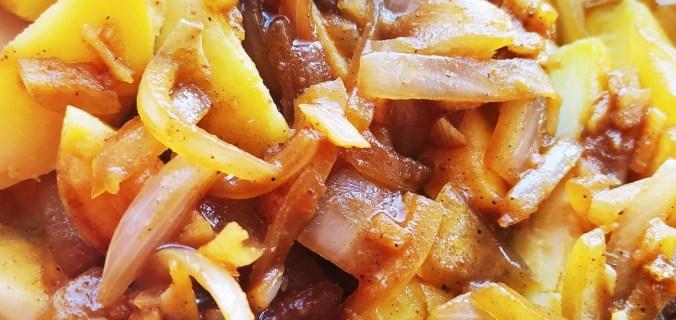 adobo philippin pommes de terre