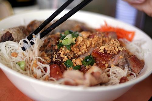 bo bun recette vietnam