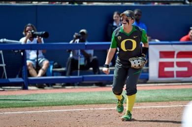 Oregon Ducks Women's Softball