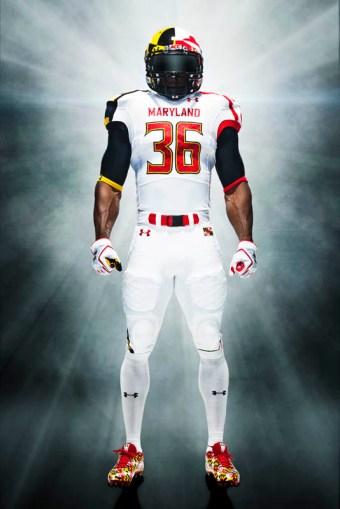 "Maryland Terrapins ""Maryland Pride"" jersey"