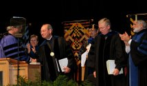 Chancellor Cheek investiture