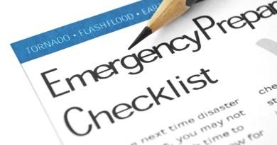 Create an Emergency Preparation Checklist