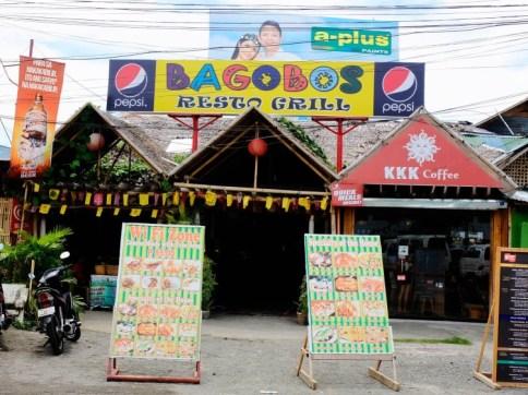 Bagobos Resto Grill