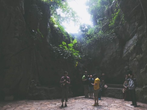Marble Mountain in Hoi An