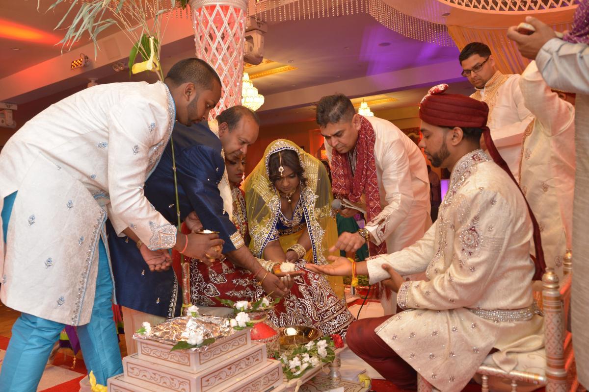 Guyanese Hindu Weddings | Chandai Events