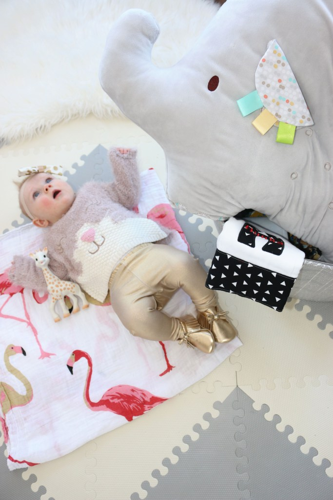 Skip Hop Playspot Geo Foam Floor Tiles - 10 Favourite Baby Items - Baby shower gift ideas - Baby Christmas gift ideas - Best baby items on Chandeliers and Champagne