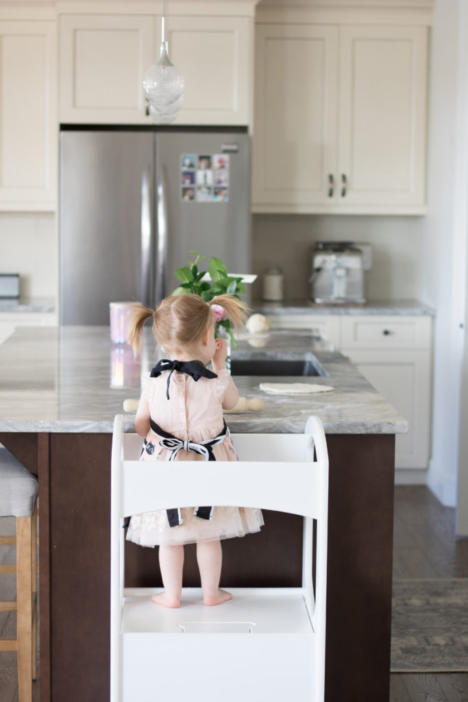 Fabulous Why I Love Our Little Partners Learning Tower Safe Step Gmtry Best Dining Table And Chair Ideas Images Gmtryco