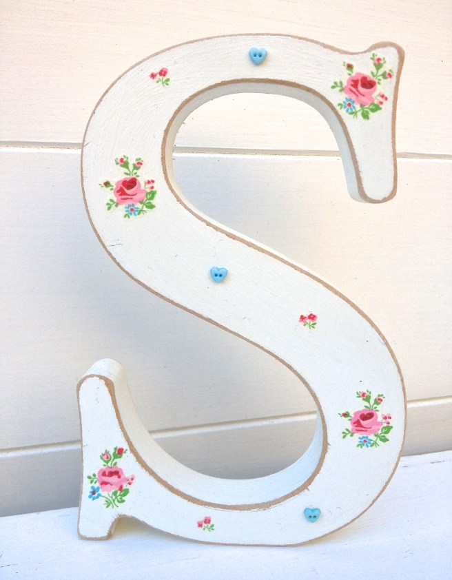 Shabby Chic Letters