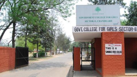 Image result for PG Government College For Girls, Sector 11 (GCG 11) images