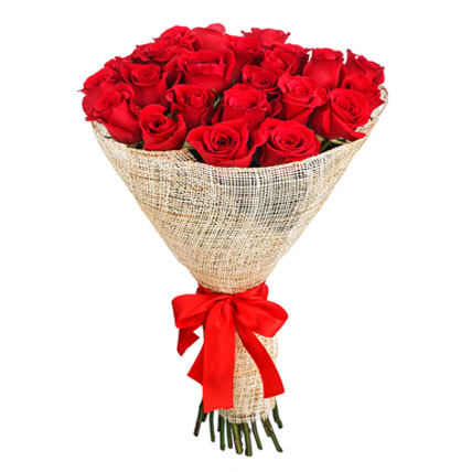 CF 15 Red Roses Special Bouquet