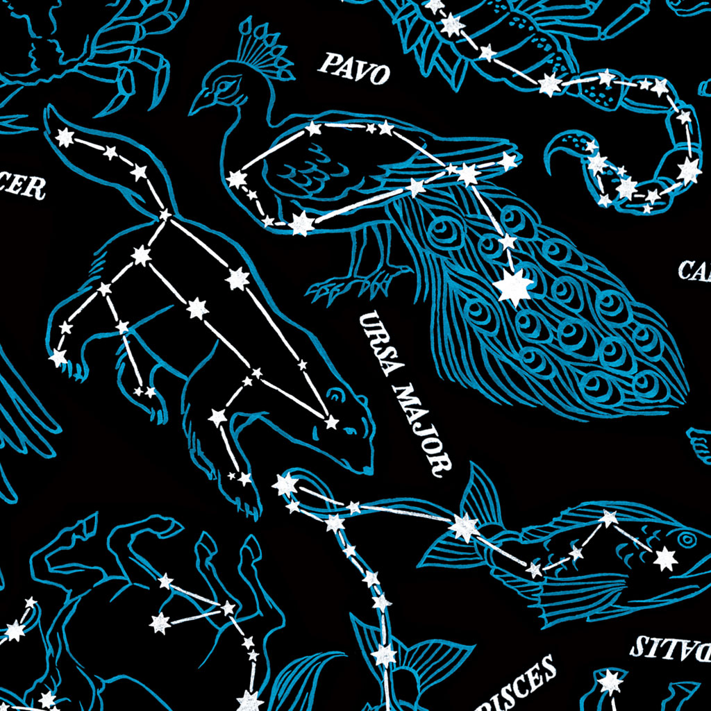 Constellations Print Chandler O Leary