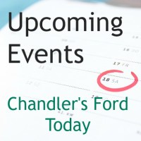 Upcoming Events in Chandler's Ford February - March 2020
