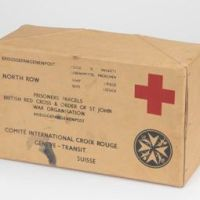 Red Cross, St John Ambulance And Red Cross Parcel