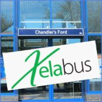 New Chandler's Ford - Southampton Airport Parkway Station Bus Service