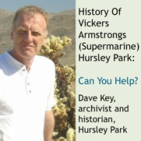 History of Vickers Armstrongs (Supermarine) Hursley Park: Can You Help?
