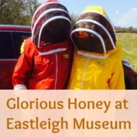 Glorious Honey at Eastleigh Museum