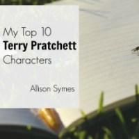 My Top 10 Terry Pratchett Characters