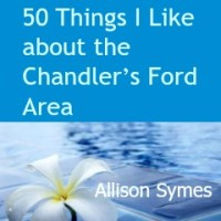 50 Things I Like about the Chandler's Ford Area (Part 2)